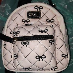 Betsey Johnson small backpack